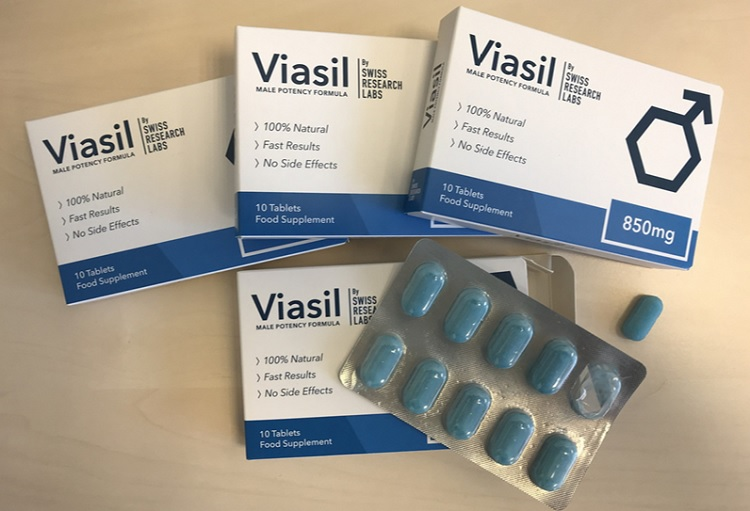 Viasil Official Website